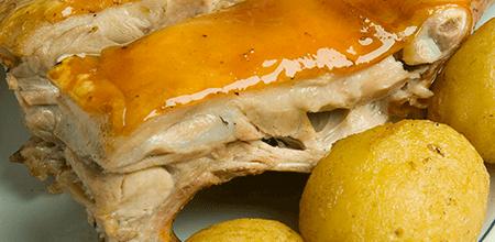 Cochinillo Asado, plato recomendado del Restaurante Botín